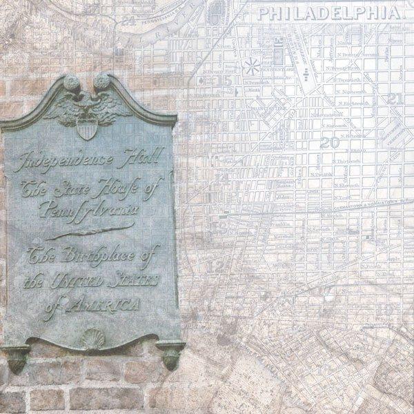 Paper House - Philadelphia Map
