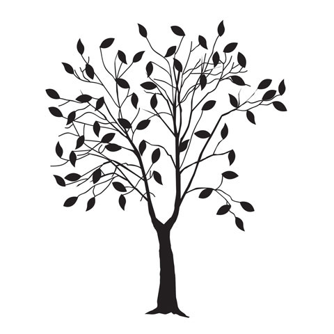 Darice Embossing Plus Folder - Leafing Tree