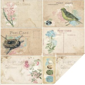 Garden Journal - Post Card