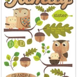 Sticko Stickers - Flip Pack - Family