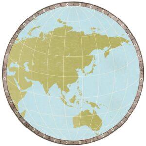 Wanderlust - Globe