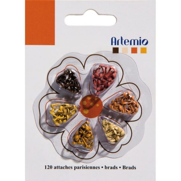 Artemio - Nature - Mini Brads