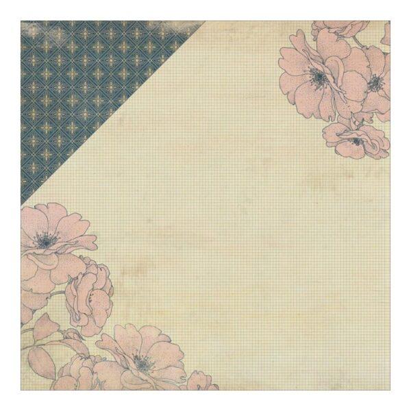 Legacy - Generation Floral Side / Floral Wallpaper