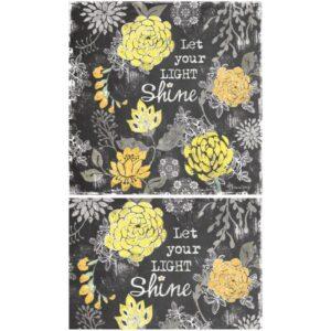 Mrs. Grossman's Stickers - Chalk Talk-Let Your Light Shine