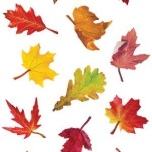 Mrs. Grossman's Stickers - Falling Leaves