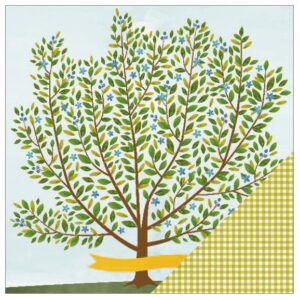 "Family Tree - Homegrown Double-Sided Cardstock 12""X12"""
