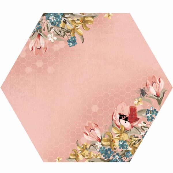 Forget-Me-Not - Orchid - Die-Cut Paper