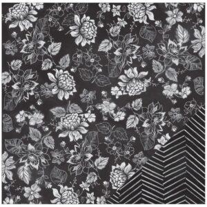 Chalk Paper - Floral