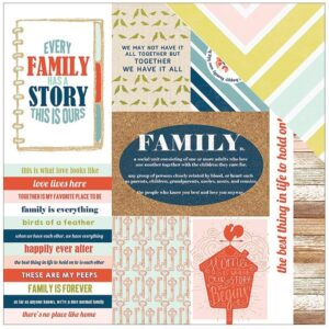 One big Happy Family - Family Tags