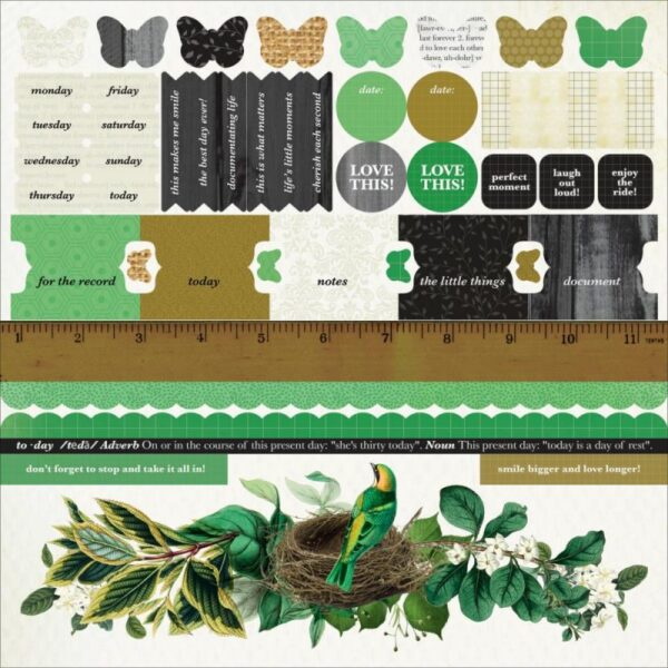Limelight Collection - Sticker Sheet