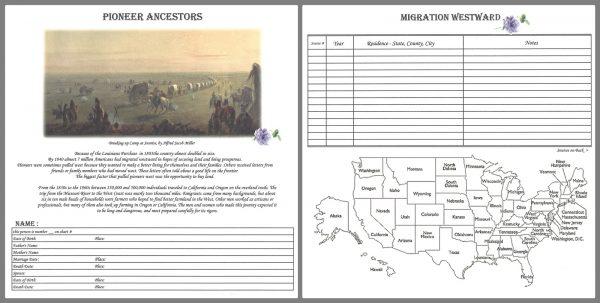 Pioneer Ancestors
