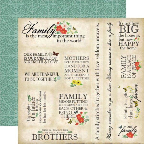 Our Family - Family Memories