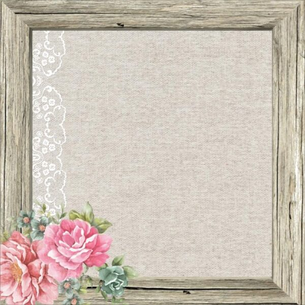 Oh So Lovely - Mademoiselle Frame