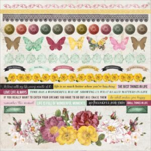 Be-YOU-tiful Collection - Sticker Sheet