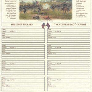 Family - Ancestors in the Civil War