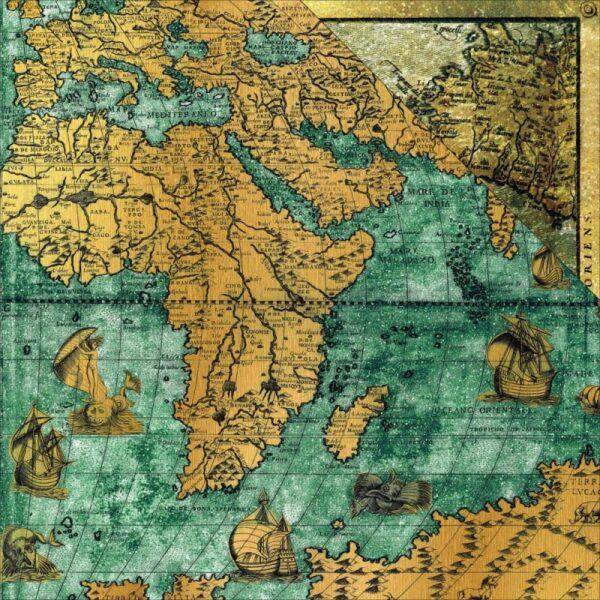 Buccaneer Bay - Pirate Maps
