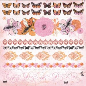 Tigerlily - Cardstock Stickers