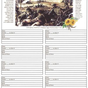 Family - Downloadable - Ancestors in the World War II