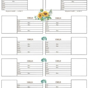 Family - Downloadable - Family Group Chart 2