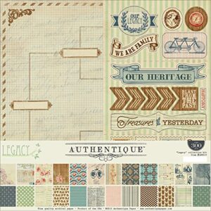"Legacy - Collection Kit - 12"" x 12"""