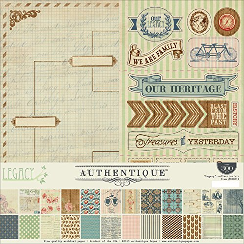 """Legacy - Collection Kit - 12"""" x 12"""""""