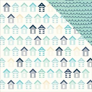Summer Splash - Beach Huts
