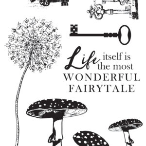 Enchanted - Clear Stamps