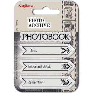 Photo Archive- Calendar - Clear Stamps