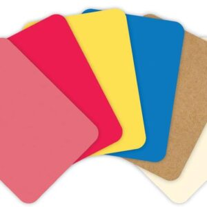 """Project Life - 3""""X4"""" Textured Cardstock - Kraft Edition"""