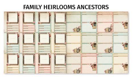Family Heirloom - Ancestors
